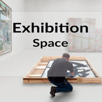 The Studio Art Gallery - Exhibition Space - Icon Image