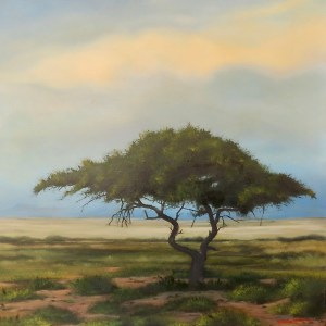 Donna McKellar | The Studio Art Gallery | Unpetrified - Approaching Storm 862