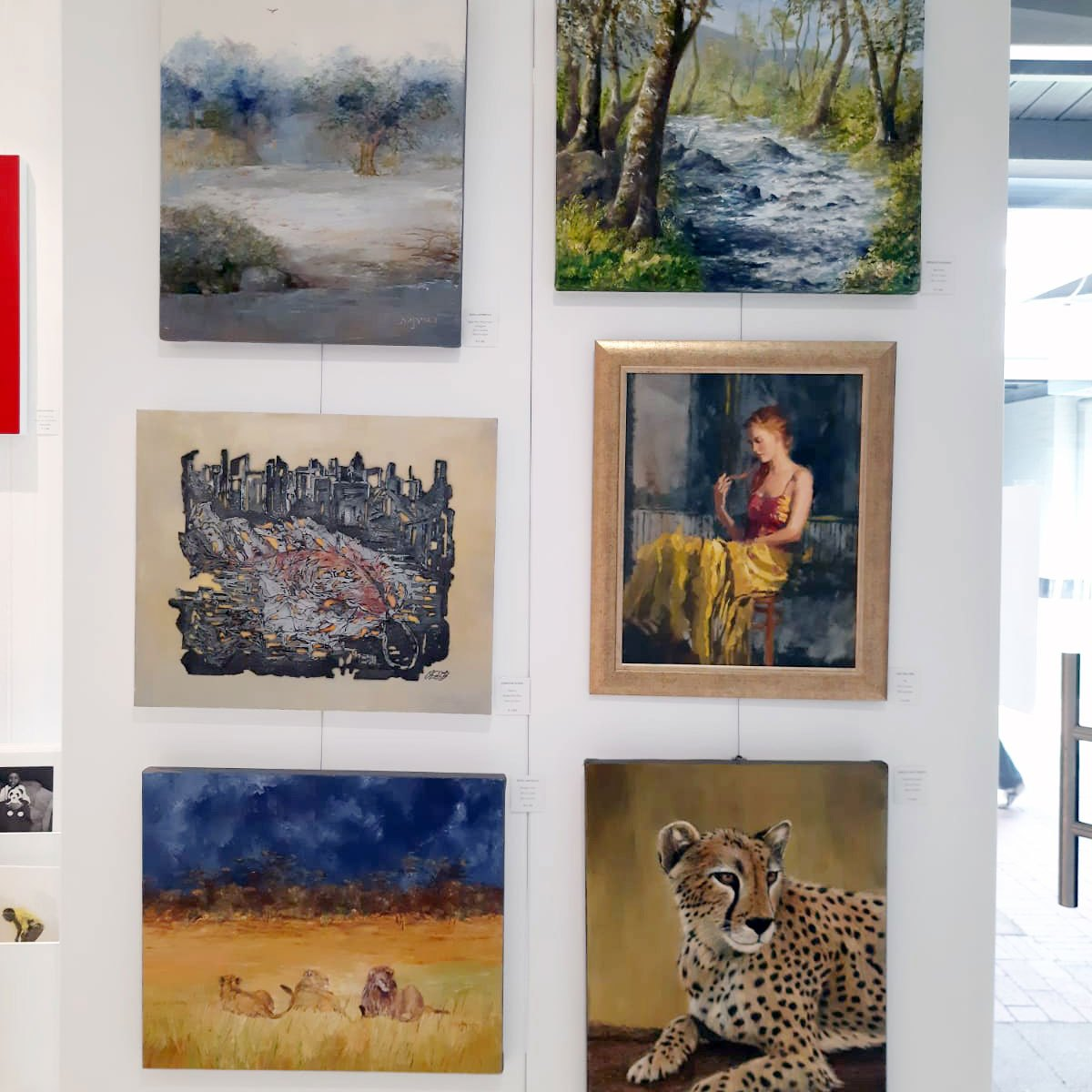 The Studio Art Gallery | STAG Members Exhibition 2021 | Pic 23