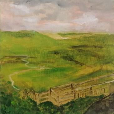 The Studio Art Gallery | 2021 Mandela Day Block Art Exhibition | Peter Gracie - Pathway