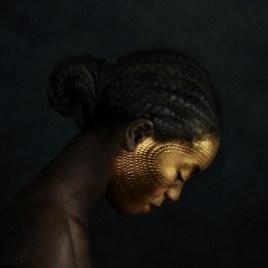 The Studio Art Gallery   2021 Mandela Day Block Art Exhibition   Annie Kruyer - Thicker Than Blood lII