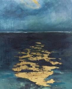 The Studio Art Gallery | AAA Students' Exhibition 2021 | Natalie Muir - Moon Shadow