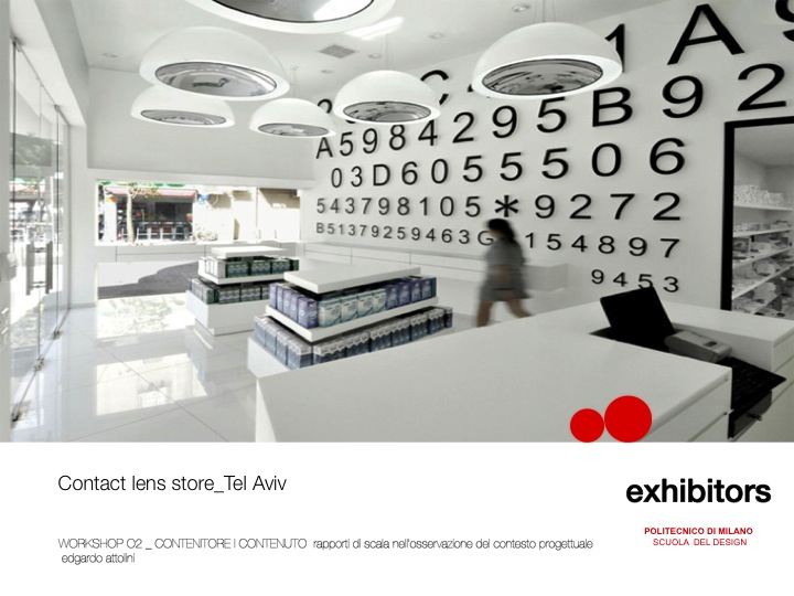 Learn more about studying at politecnico di milano including how it performs in qs. Attolini Architects Retail Design S