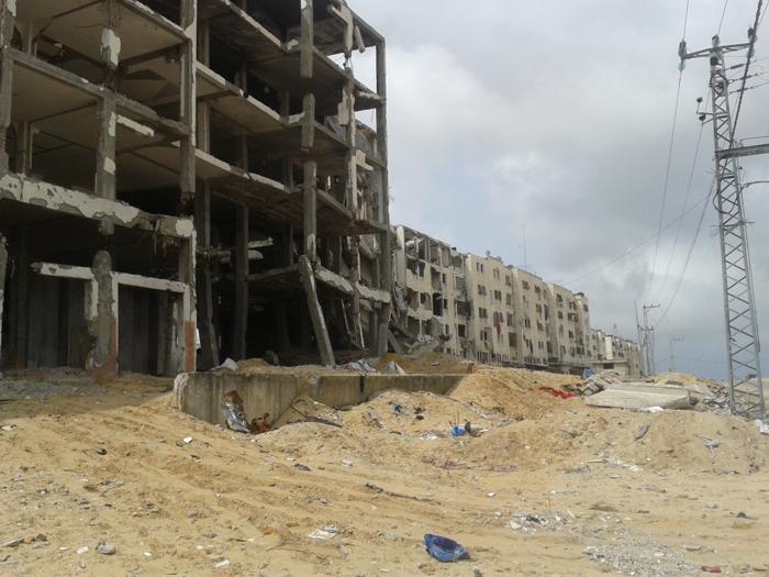 /al nada neighbourhood community based reconstruction plan/gaza 2016