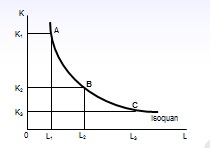 teori produksi isokuan