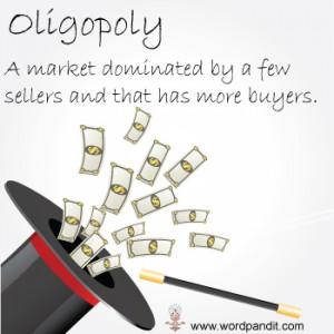 Pasar Oligopoli Pengertian Ciri Ciri Dan Contoh Pasar Oligopoli