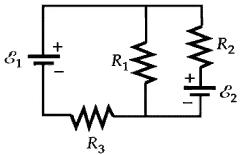 contoh rangkaian hukum kirchhoff