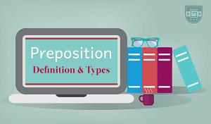 preposition pengertian dan contoh kalimat