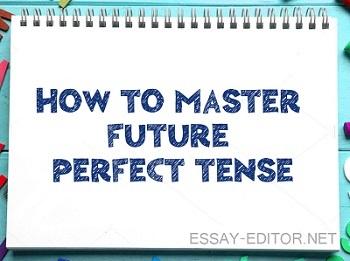 future perfect tense - materi lengkap