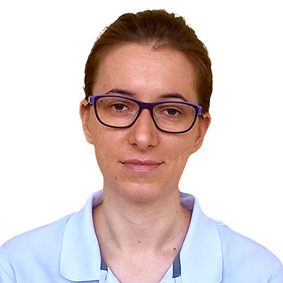 Dott.ssa Gaia Pavesi