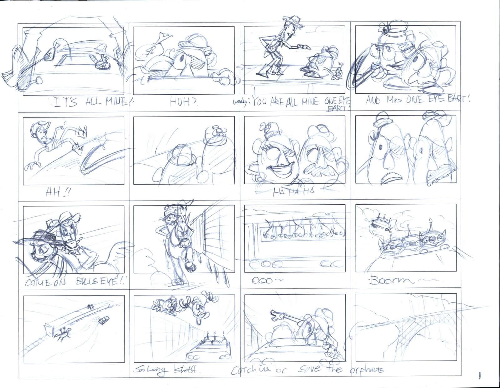 The Pixar Storytelling Formula An Inside Look