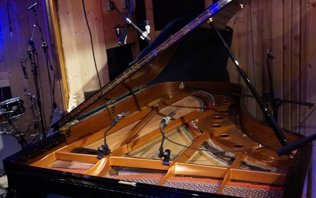 session enregistrement piano solo 6 juin
