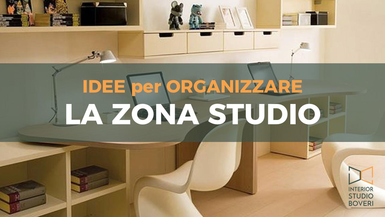 In sintesi alcuni consigli sia sulla postazione lavorativa che sull'organizzazione stessa del lavoro, o. Idee Per Arredare La Zona Studio Nella Cameretta Dei Ragazzi