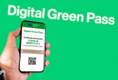 green pass covid su cellulare