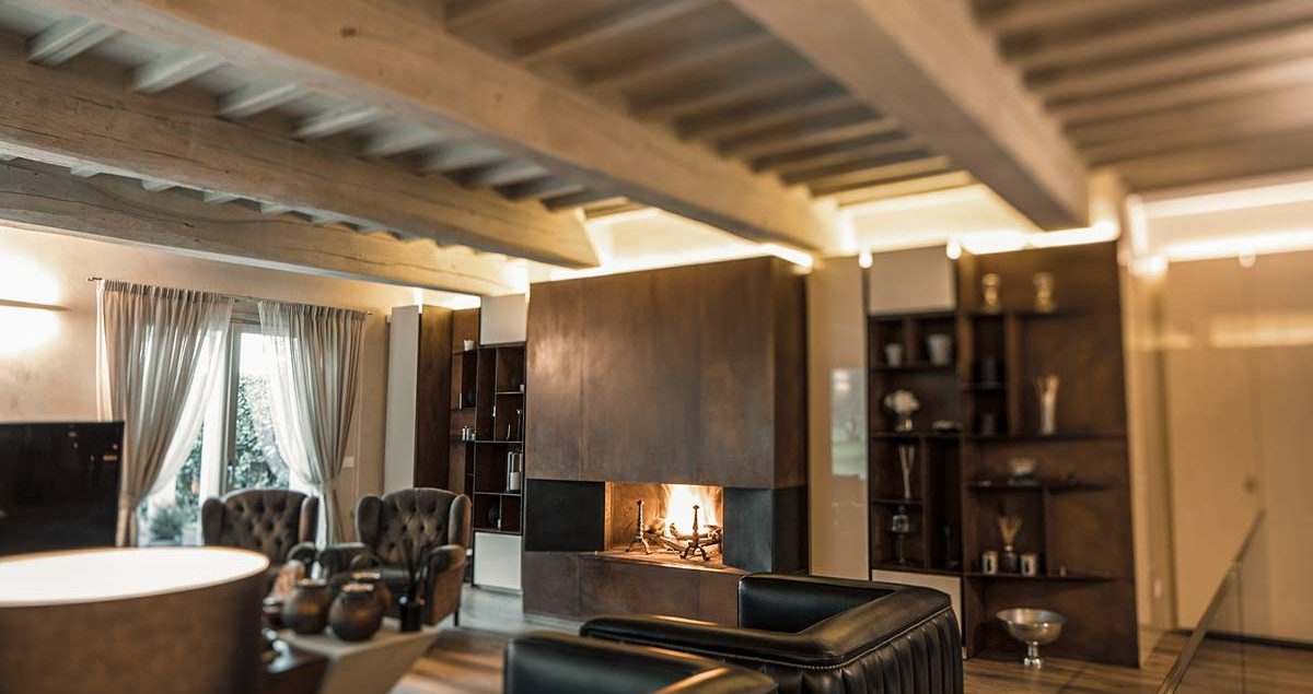 La cucina molto spaziosa contiene anche una zona salotto e. Arredamento Soggiorno Idee E Consigli Per Il Tuo Living Studioceri