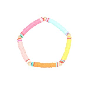 Surf babe armband multi color