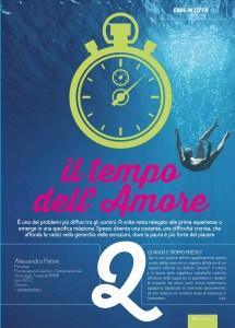 Articolo sull'Eiaculazione Precoce, scritto dal dott. Alessandro Petrini, uscito su rivista Pharmamagazine nel 2015 per la rubrica Eros in città