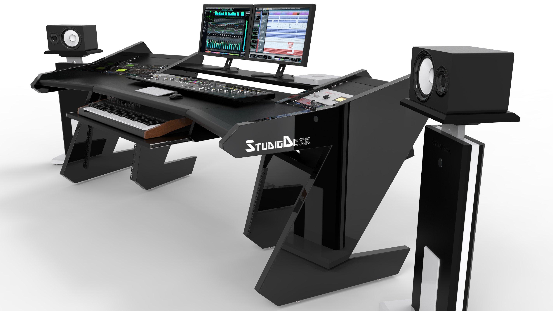 Pro Line Classic Studio Desk The Desk You Deserve Studiodesk Koper