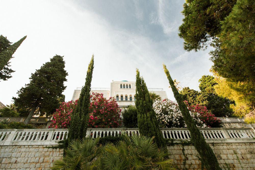 Villa Seherezade   Photo by Croatian Wedding photographer