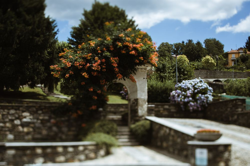 Nature around Hotel San Rocco. Photo by DTstudio Italy wedding photographer