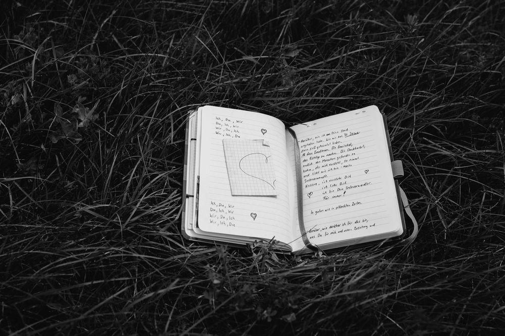 Wedding details- a handbook with poems. © DT studioSwitzerland wedding photographer & videographer