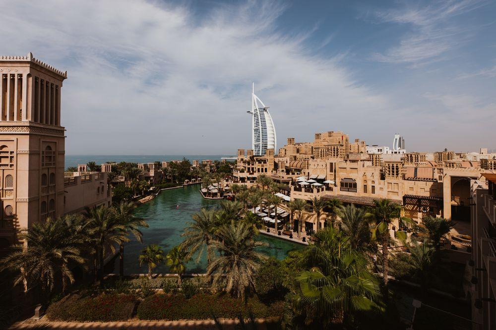 Destination wedding venues in Dubai