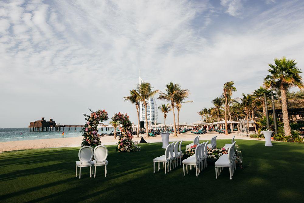 Destination wedding Dubai at Al Qasr
