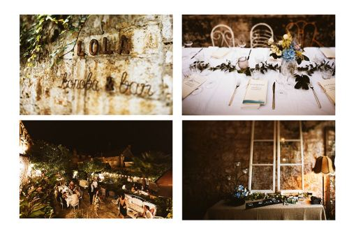 Vis weddings Lola restaurant ©DTstudio - Vis wedding photographer