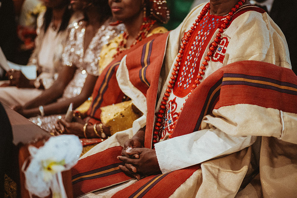 Nigerian traditional wedding , destination wedding in Europe, Croatia