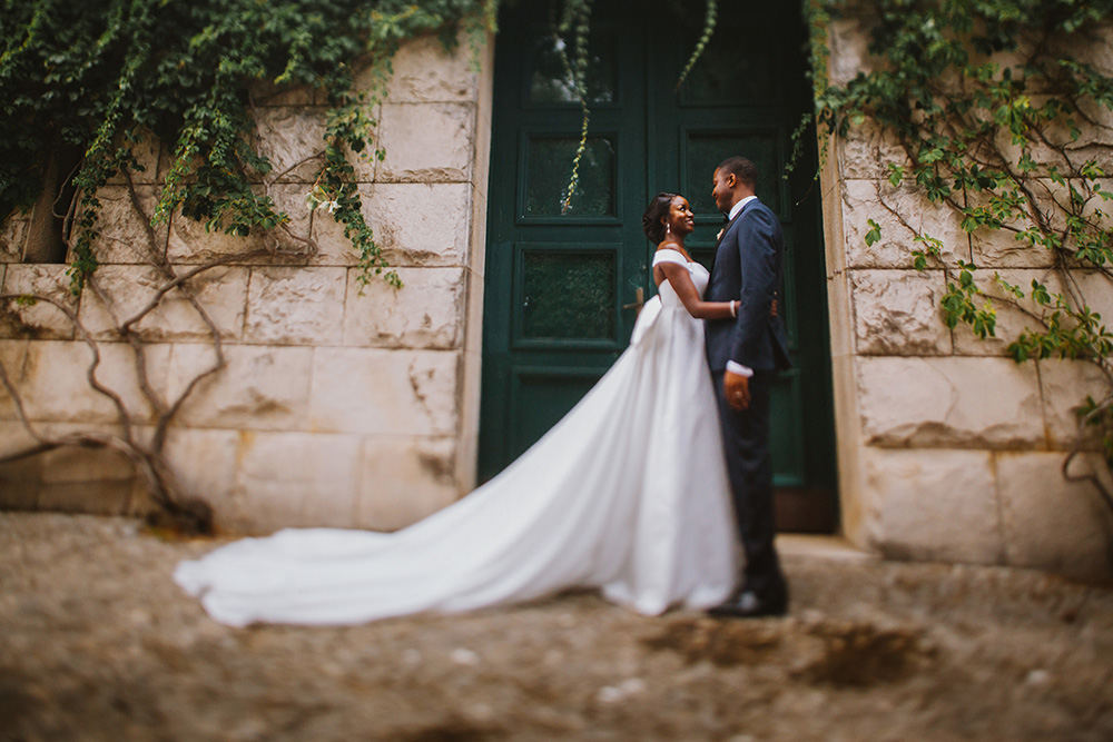 Wedding photographer in Split