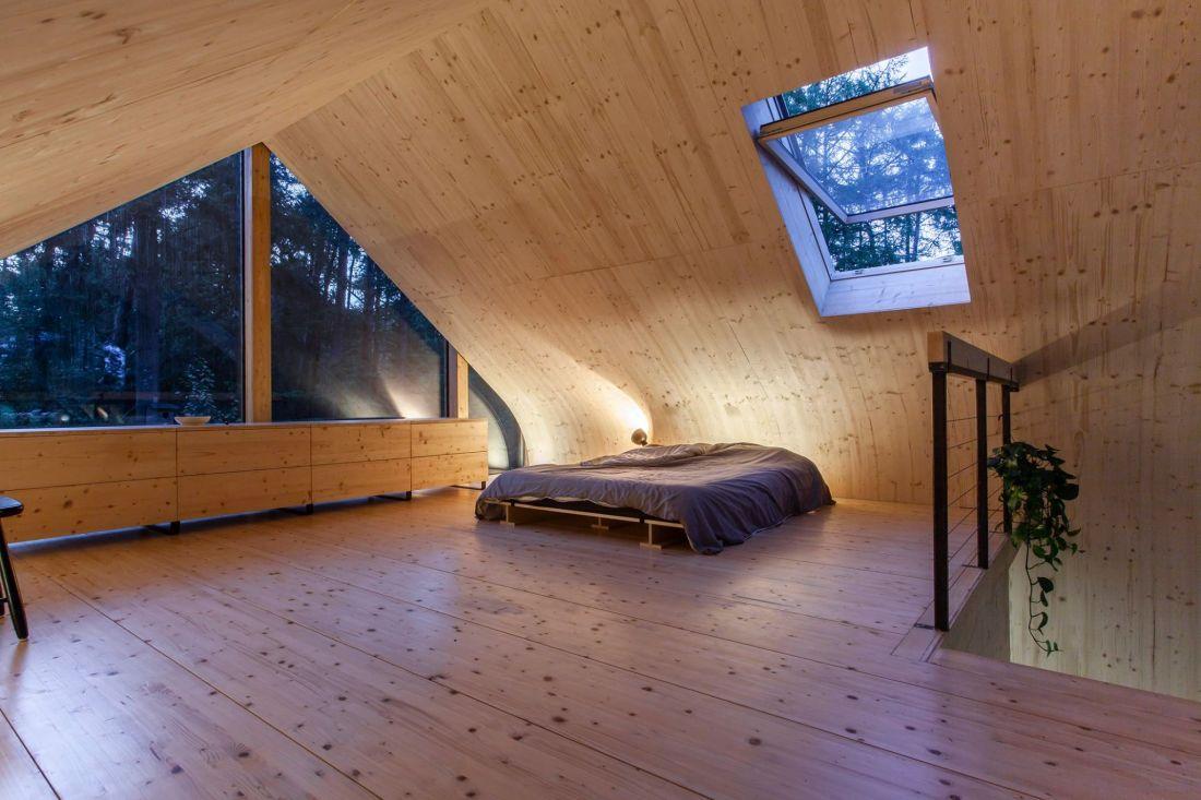Indigo woning installaties. Studio ECO heeft de juiste installaties in de Indigo woning in Giethmen verzorgd. De woning is energieneutraal geworden.