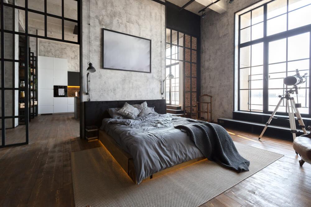 Sfogliare le riviste di arredamento e design è sempre un grande piacere. Arredare Loft In Stile Industriale Americano Studio Enrico Lovato