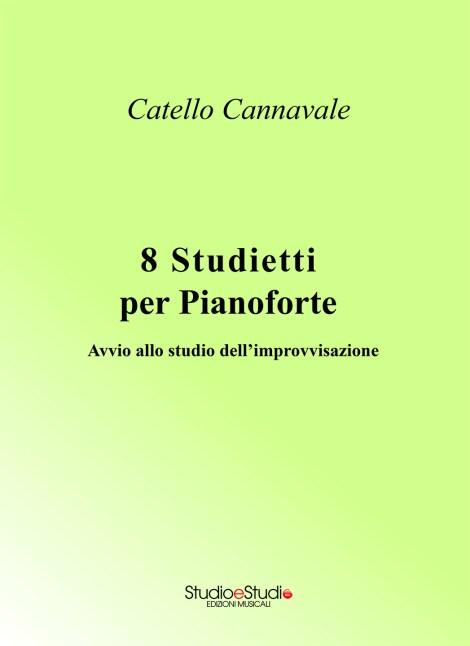 Copertina_8_Studietti_per_Pianoforte_Catello_Cannavale_StudioeStudio
