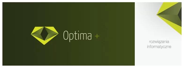 projekt logo Optima+