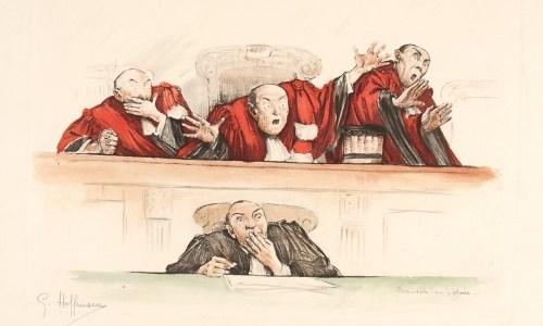 Poor attorneys – a justice for rich men