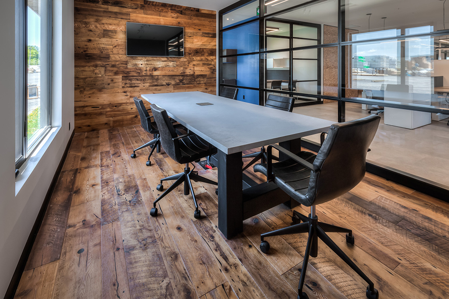 Kott Lumber Custom Millwork and Lighting, Office Furniture Interior Design