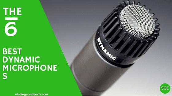 best dynamic mics