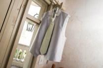 Groomsman vest & tie