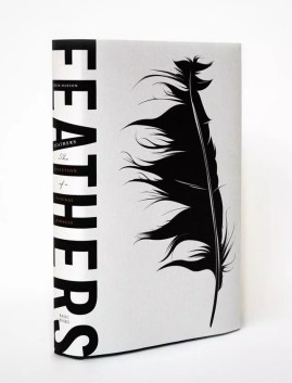 A great example of when a spine design contrasts with the cover.