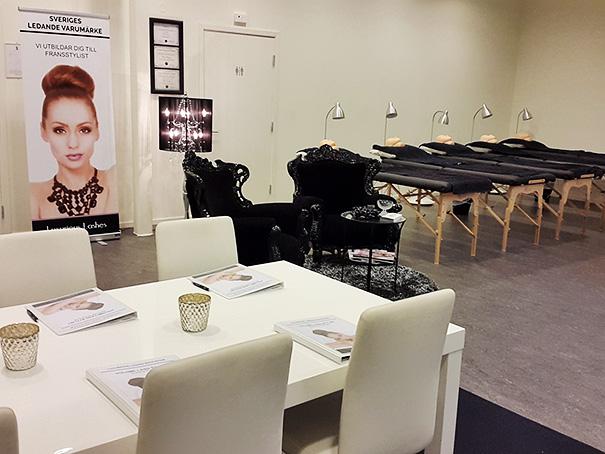 Utbildningsdags på LL Lash Lounge i Göteborg!bildning på LL Lash Lounge i Göteborg.