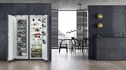 Miele Vs Sub Zero Refrigerators