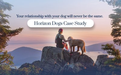 Case Study: Horizon Dogs Website & High-Performing Sales Funnel
