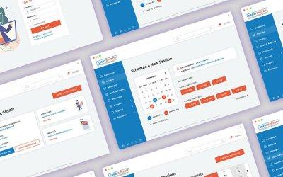 Case Study: Great Speech – Website, UI Client & Therapist Portal