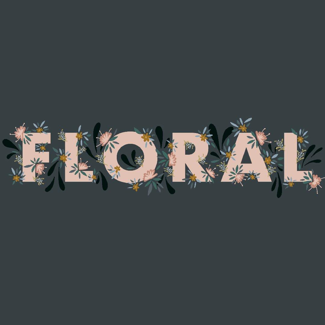 floral procreate