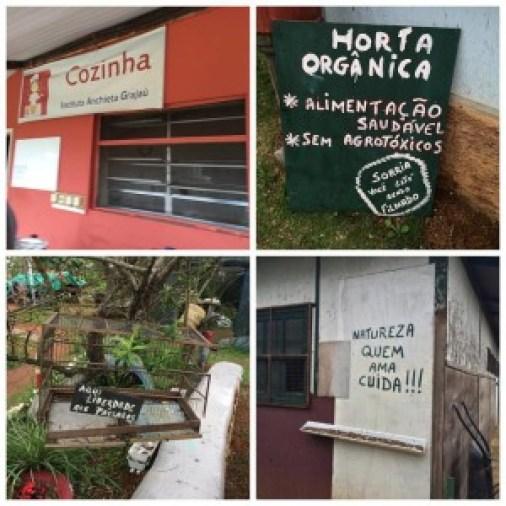 Ajude a ONG Instituto Anchieta Grajaú a construir uma cozinha