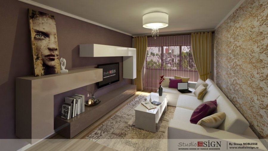 APARTMENT IN IASI     MODERN INTERIOR DESIGN   Studio inSIGN APARTMENT IN IASI     MODERN INTERIOR DESIGN
