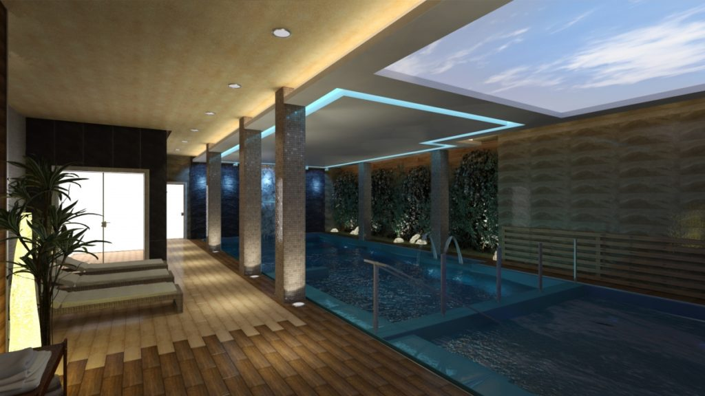 HOTEL SALIS SPA CENTER Amp MEDICAL SPA 4 MODERN INTERIOR