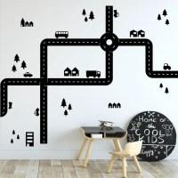 XL Sticky Roads & Rails