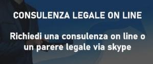 consulenza legale on line - studio legale Roma