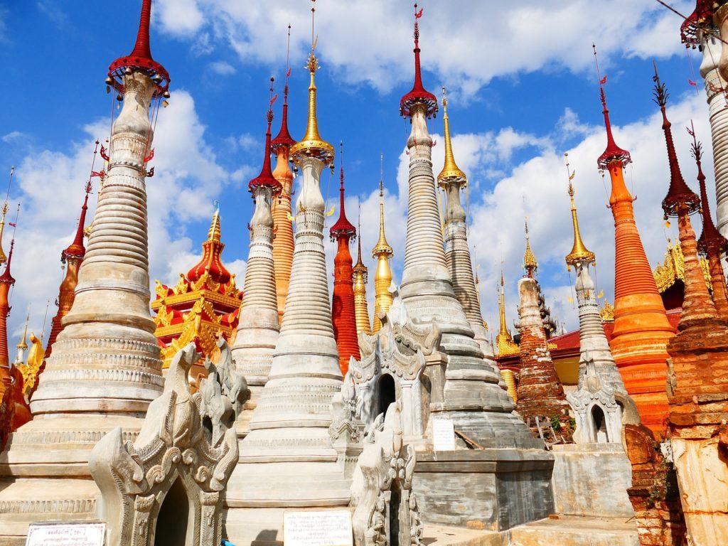 Birmania, estabilizadores de imagen